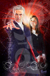 Doctor 12 and Clara