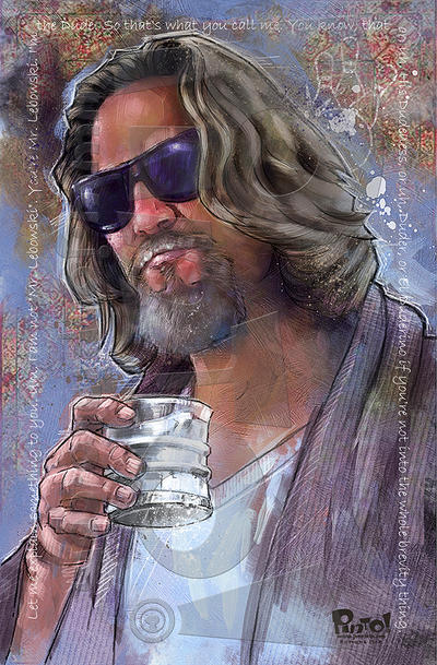 The Dude by jonpinto