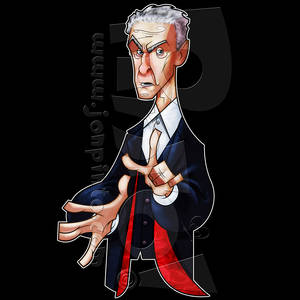12th Doctor: 'Toon Style