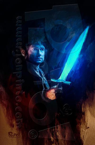 Bilbo by jonpinto