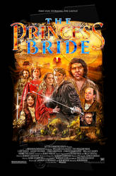 The Princess Bride by jonpinto