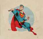 Retro Superman