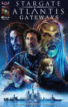 Stargate Atlantis Gateways Cover by jonpinto