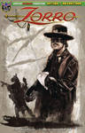 Zorro #1 Cover by jonpinto