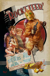 Rocketeer by jonpinto