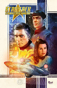 Captain Pike and Crew