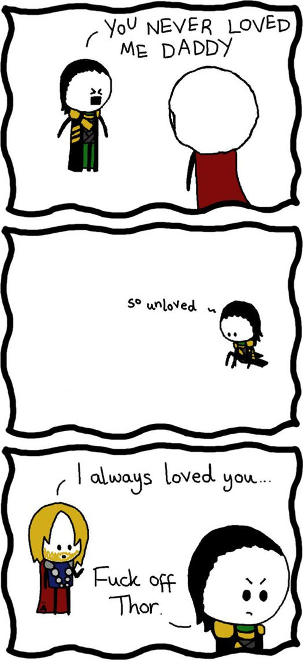Unloved...? by IsleOfTwoMoons