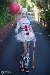 HARLEY QUINN / PENNYWISE MASHUP