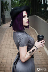CASUAL RAVEN by JinxKittieCosplay