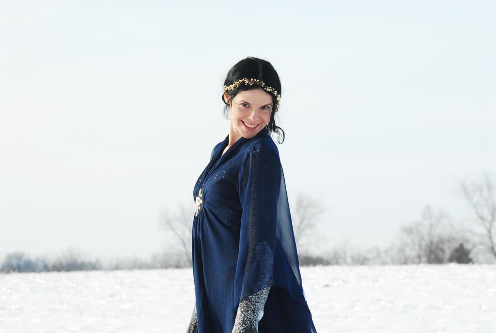Winter Fairy #12 by elusiveelegance