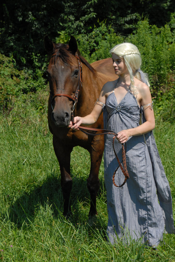 Daenerys #8 by elusiveelegance