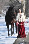Medieval Equestrian 129