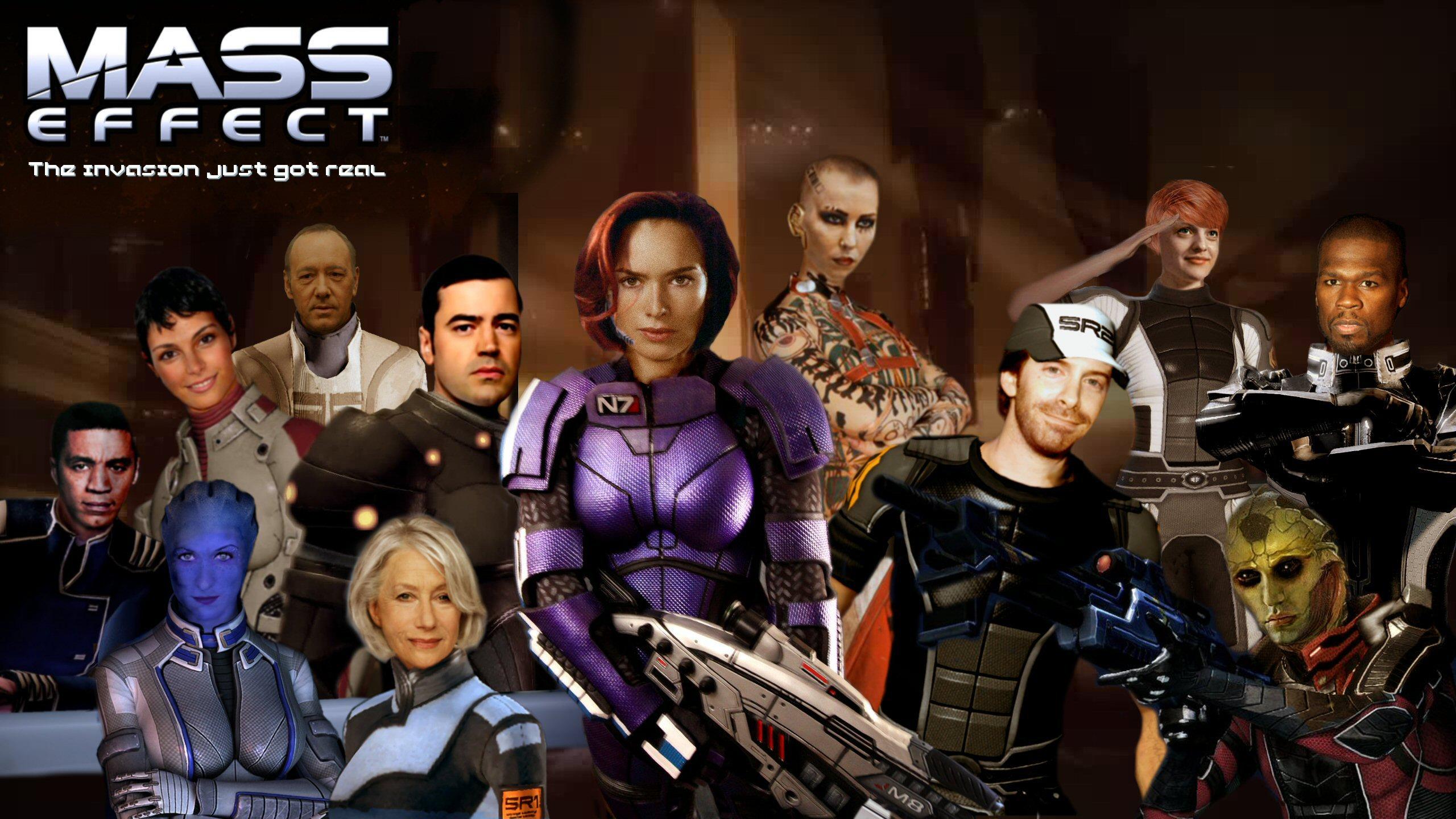 Mass Effect Film