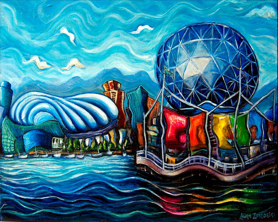 Science World by Laurazee