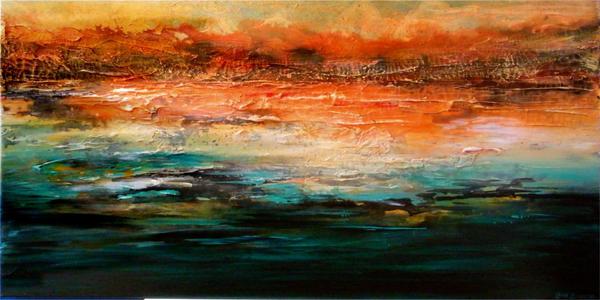 The Arid Plain by Laurazee