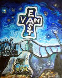 East Van Cross by Laurazee