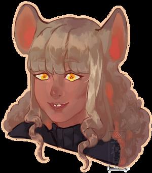 [gift] rat girl