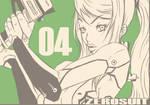 Taisen series -Zero suit 04