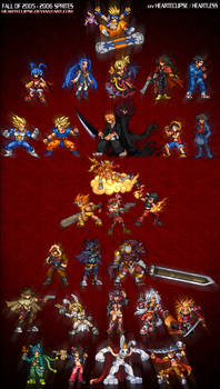 fall of 2005 - 2006 sprites