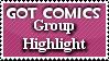 Psychic Ferret Stamp by xSeanx123