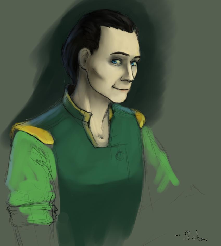 Loki by Vaidoukliai