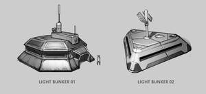 Bunker concepts