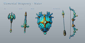 Elemental Weaponry - Water
