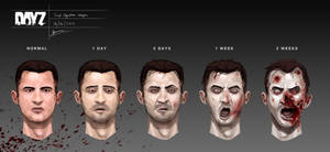 DayZ Infection Stages