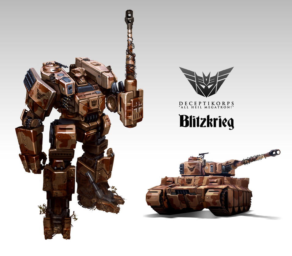 Blitzkreig by Hazzard65