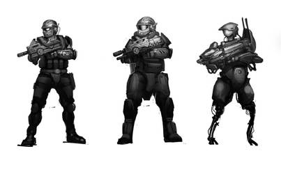 Soldier Concepts