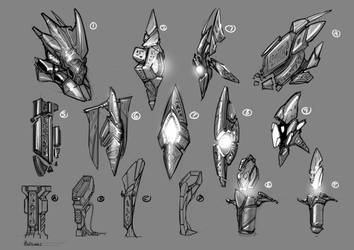 Art Test Relic Thumbs by Hazzard65