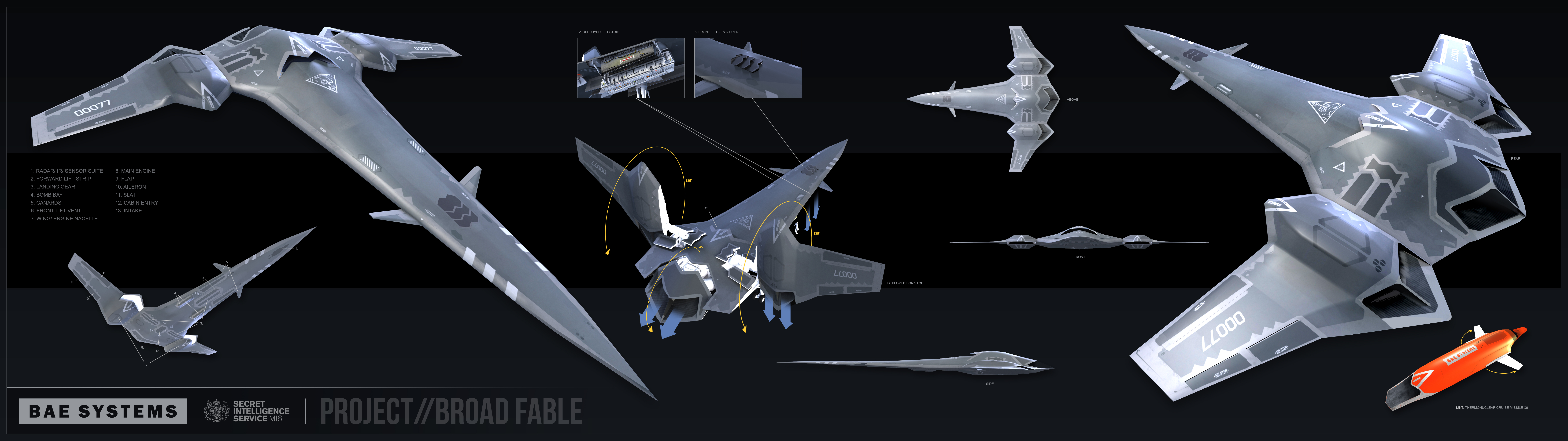 Nuclear Bomber by Hazzard65
