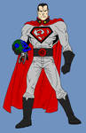 RED SON President Superman