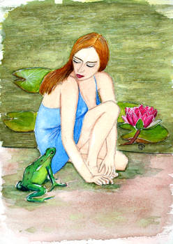 Rusalka and the Frog