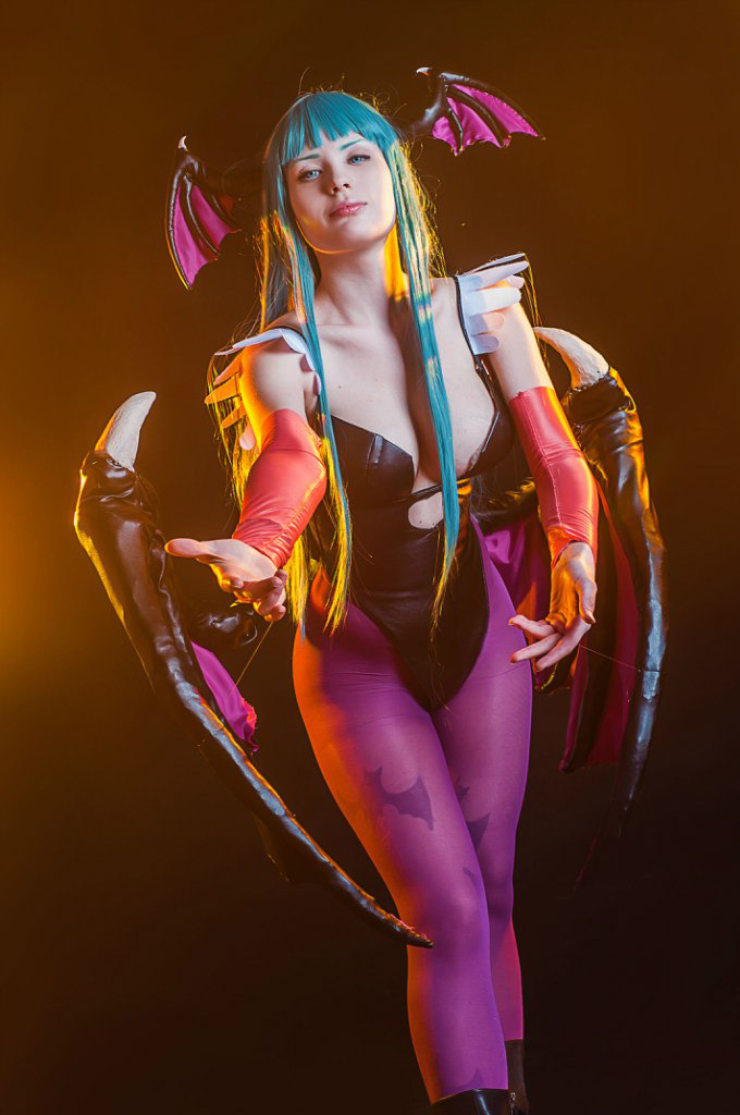 call Morrigan by Zyaaa