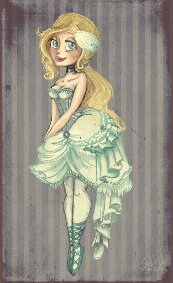 Christine - Ballet by Alias-Hugo