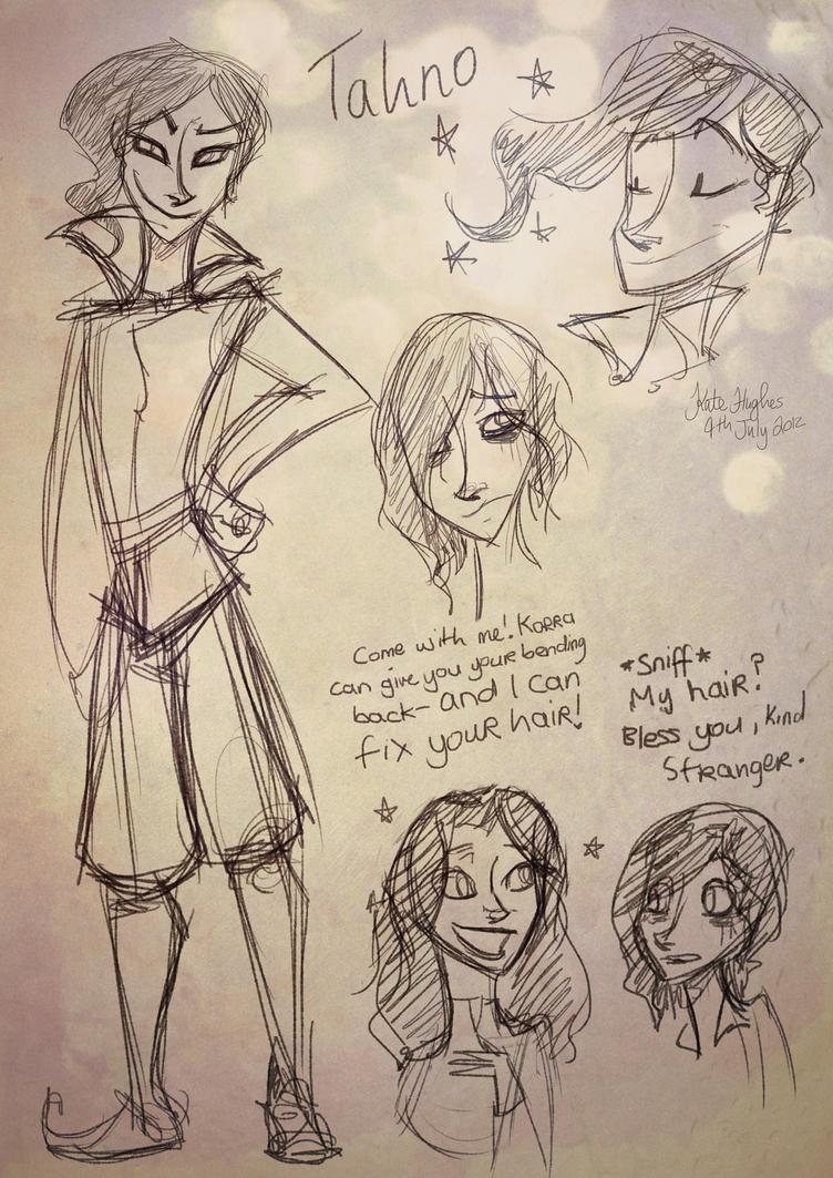 Tahno Doodles by Alias-Hugo