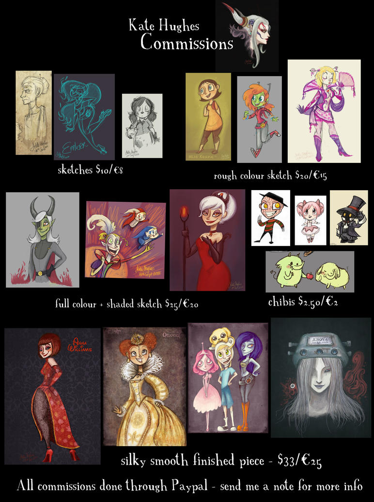 Commissions info 2013 by Alias-Hugo
