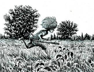 Run Wild II by BERLINsART