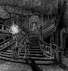 Upstairs to Sleep by BERLINsART