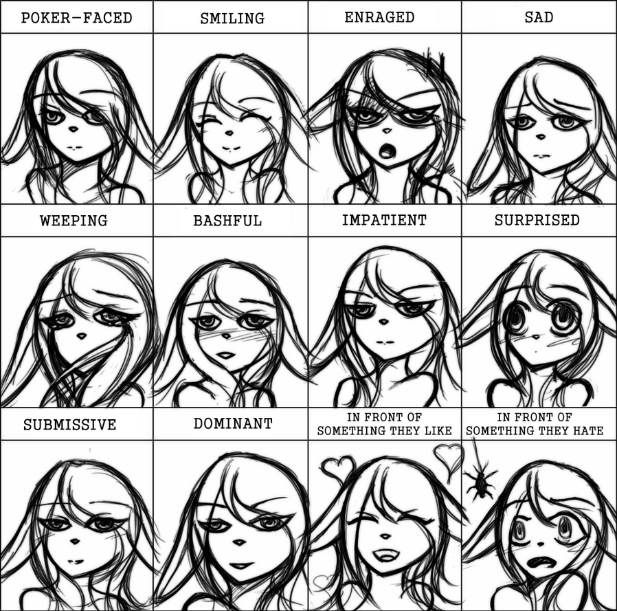expression_meme___mayra_by_sapphireshine d5i99pg expression meme mayra by sapphireshine on deviantart