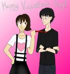 Valentine's Day by EmmaItoh
