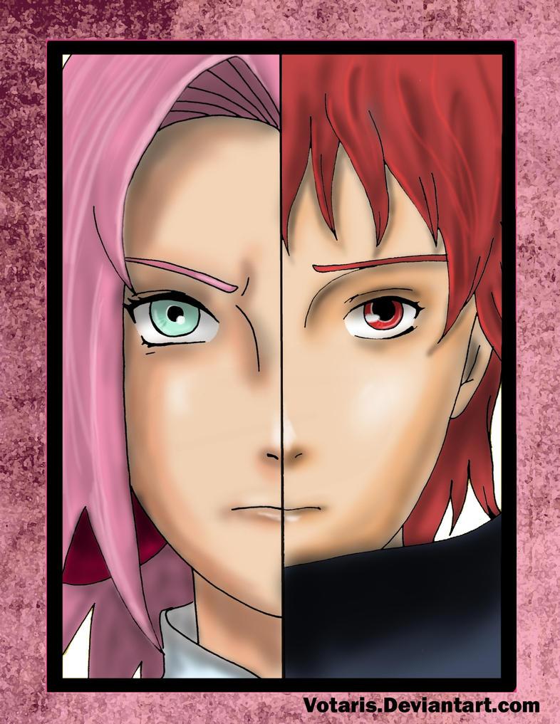 deviantART: More Like Sasori vs Sakura, Chiyoba by AlhenLil Wayne Be Like
