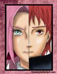 Sakura VS Sasori