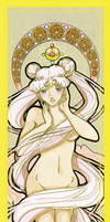 Sailor Moon Nouveau: Serenity