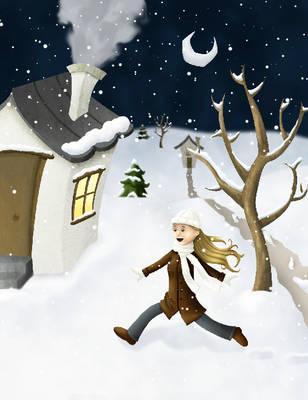 Winter by ricoche