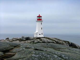 Peggy's Cove, Nova Scotia by punkybj