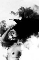 So much sorrow inside... by Kev-insanity