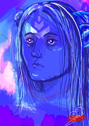 Blue by DontTrust