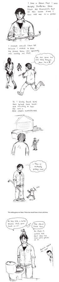 My Silent Hill dream